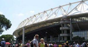 stadio olimpico tifosi