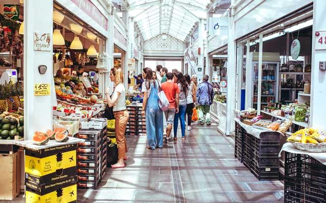 mercati rionali - Testaccio