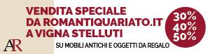 Antquariato a Roma Vendita Speciale