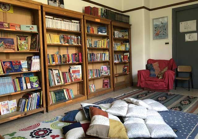 biblioteca malvano