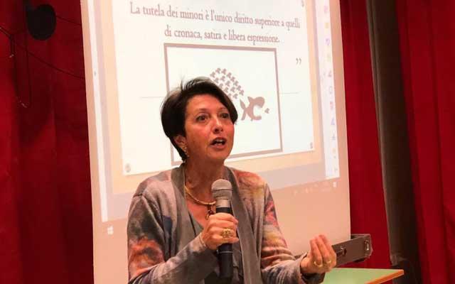 cyberbullismo Elena Ferrara