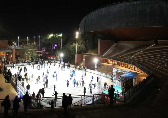 Sale Parco Della Musica Roma : Auditorium parco della musica dall architetto renzo piano roma