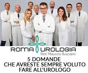 Romaurologia - 5 domande