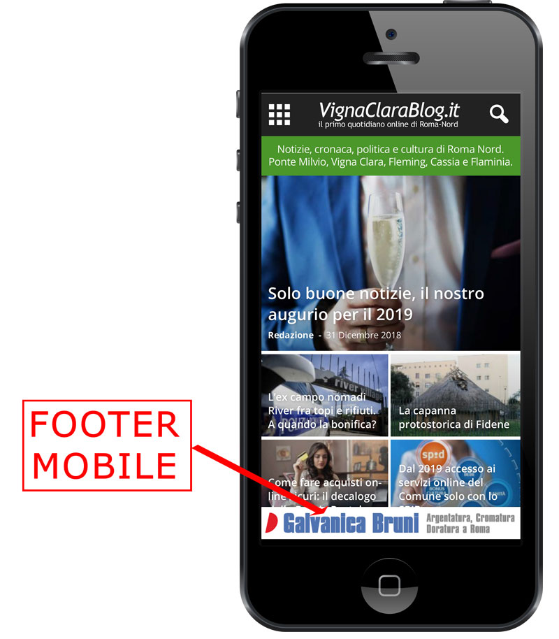 Footer Mobile