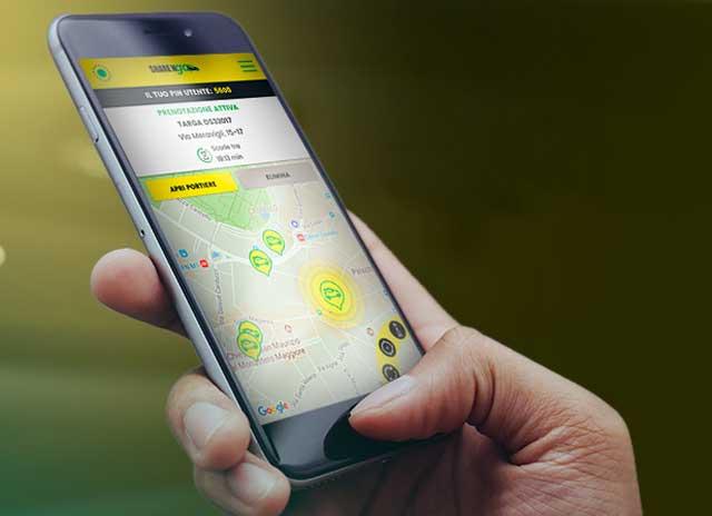 app-sharengo