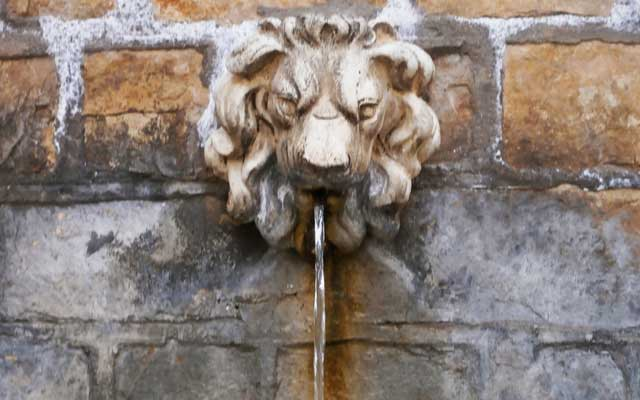 acqua del Simbrivio