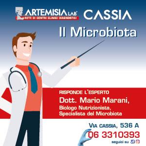 Cos'è il microbiota?