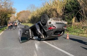 INCIDENTE-FLAMINIA
