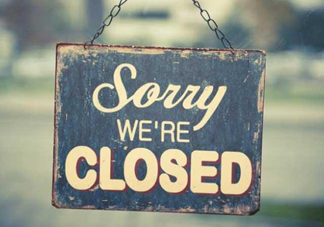 chiuso-closed