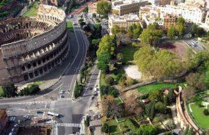roma-dall'alto