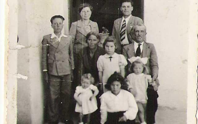famiglia di carmela