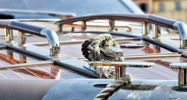 Cromatura accessori nautici