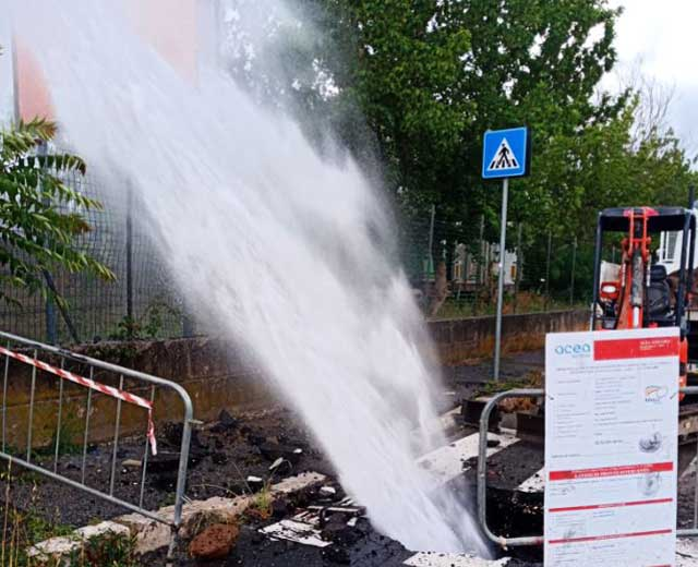 geyser fleming
