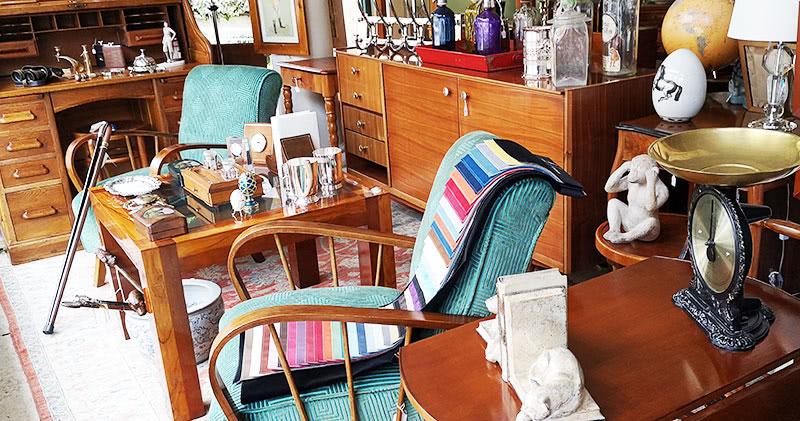 Mobili e oggetti vintage a Roma Nord - VignaClaraBlog.it