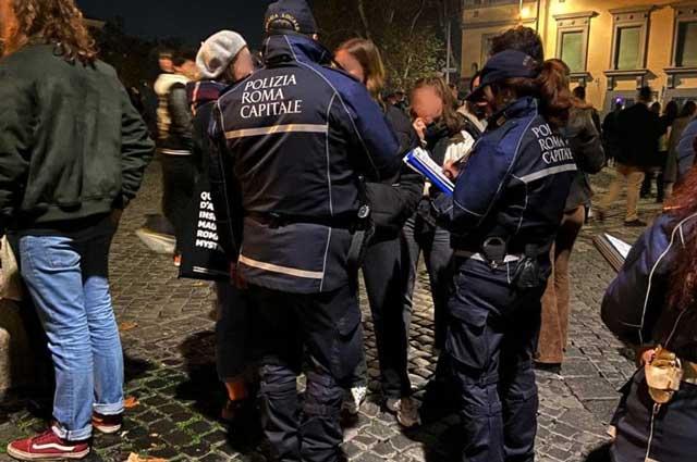 polizia-locale-roma-movida