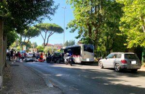 incidente-cassia-antica-1luglio2021