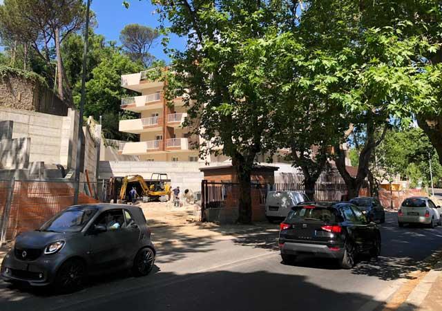 ingresso-supercondominio-via-cassia-antica