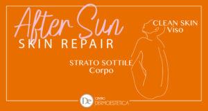 After Sun Skin Repair